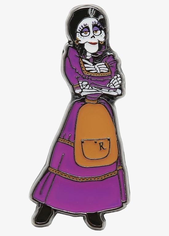 Mama Imelda Disney Pixar Coco Loungefly Pin