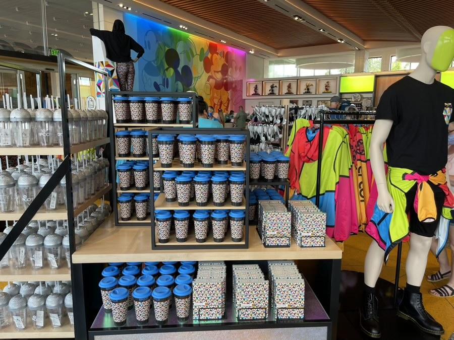 Neon Epcot Merchandise