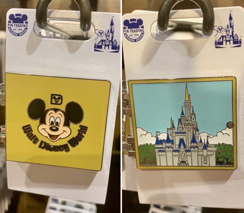 Photo Album Disney Pin - Vault Collection