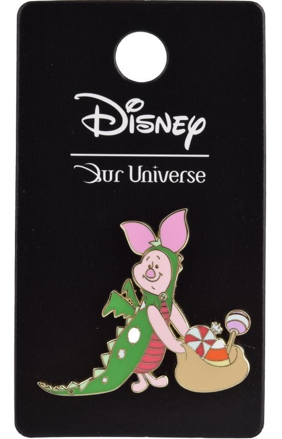 Piglet Halloween 2021 BoxLunch Disney Pin