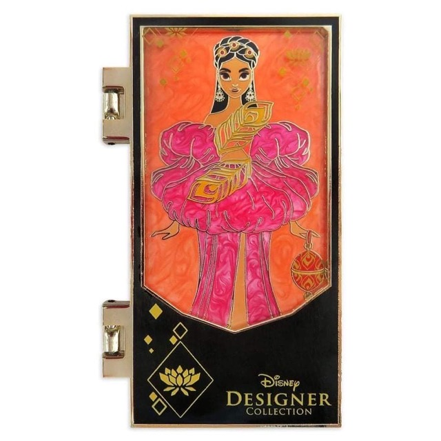Jasmine Disney Designer Collection Limited Release Pin