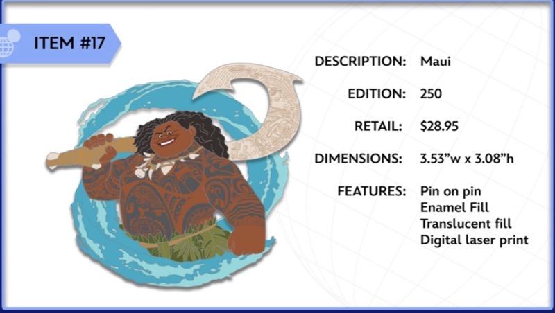 Maui WDI Pin