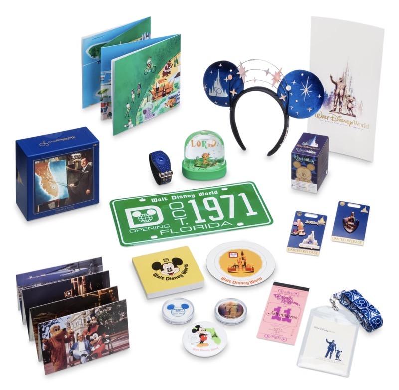 Walt Disney World 50th Anniversary Box at shopDisney